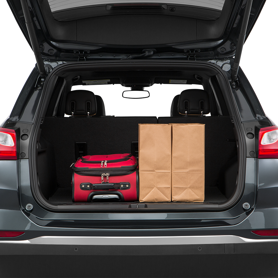 2018 Chevrolet Equinox in Sulphur Springs, TX Cargo Space