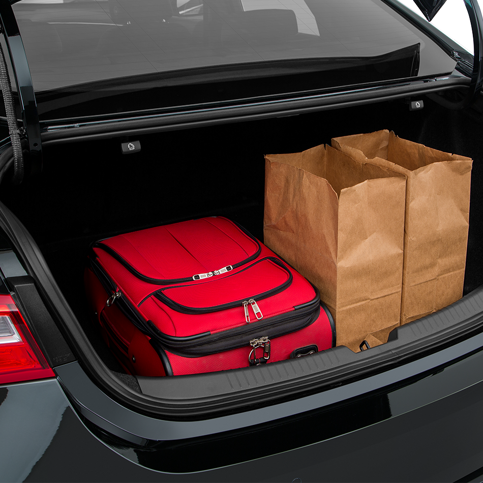 Used Chevrolet Malibu in Sulphur Springs, TX Cargo Space