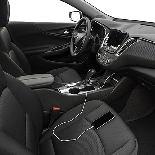 2019 Chevrolet Malibu in Sulphur Springs, TX Available Technology Features