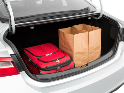 2020 Chevy Malibu in Sulphur Springs, TX Cargo Space
