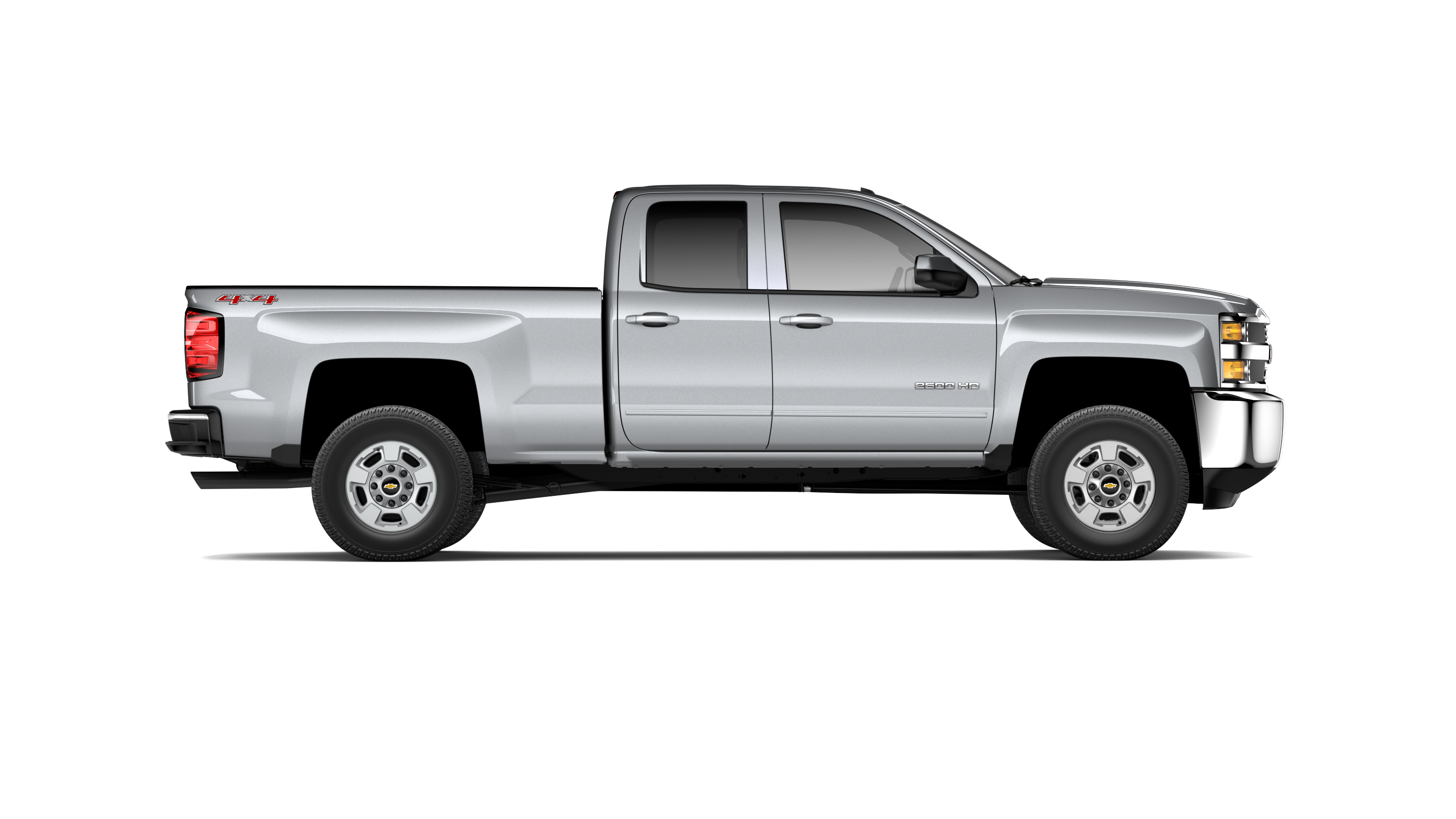 used 2017 chevy 2500 for sale