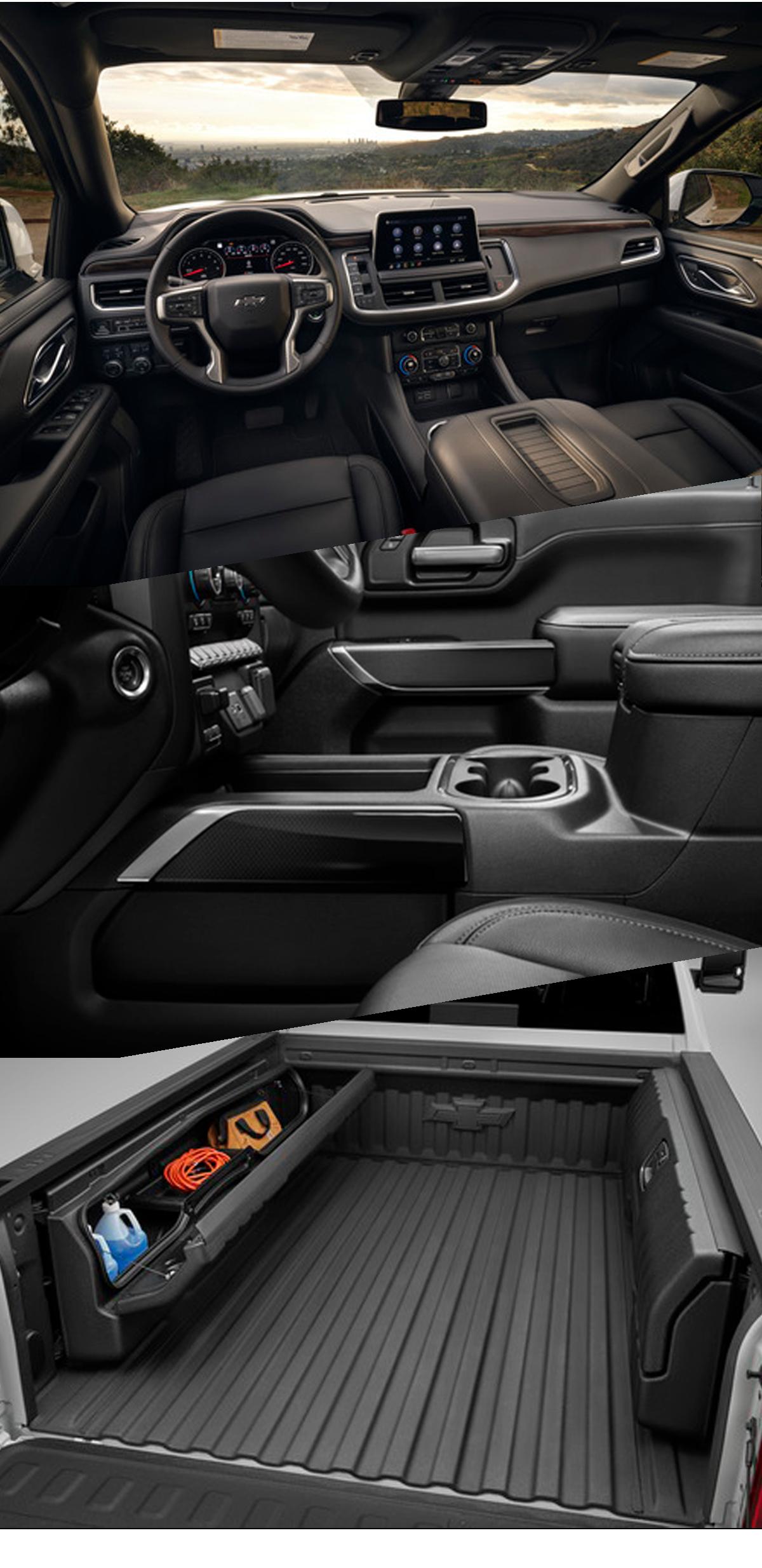 2021 Chevy Silverado 2500 Interior