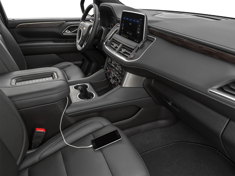 2021 Chevrolet Tahoe Available Technology Features in Sulphur Springs, TX