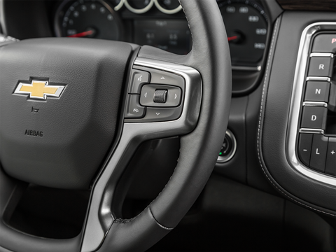 2021 Chevrolet Tahoe Available Safety Features in Sulphur Springs, TX