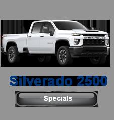 Silverado 2500 Specials