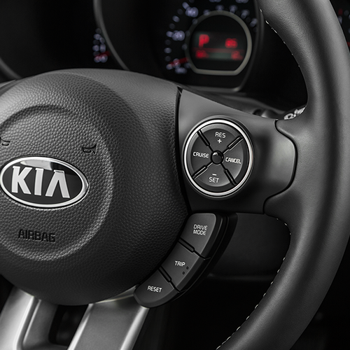 2019 Kia Soul Safety Features
