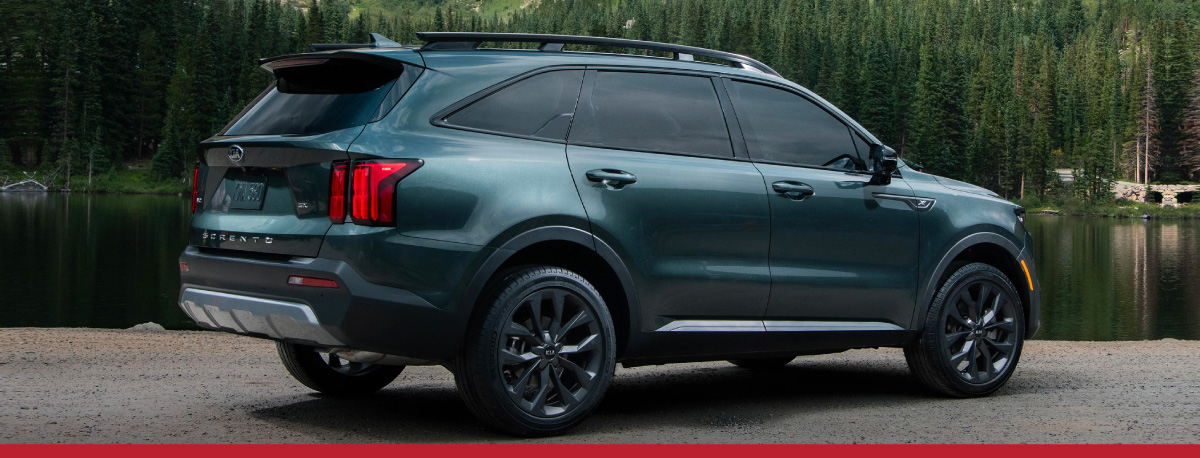New 2021 Kia Sorento at Kia of Lynchburg