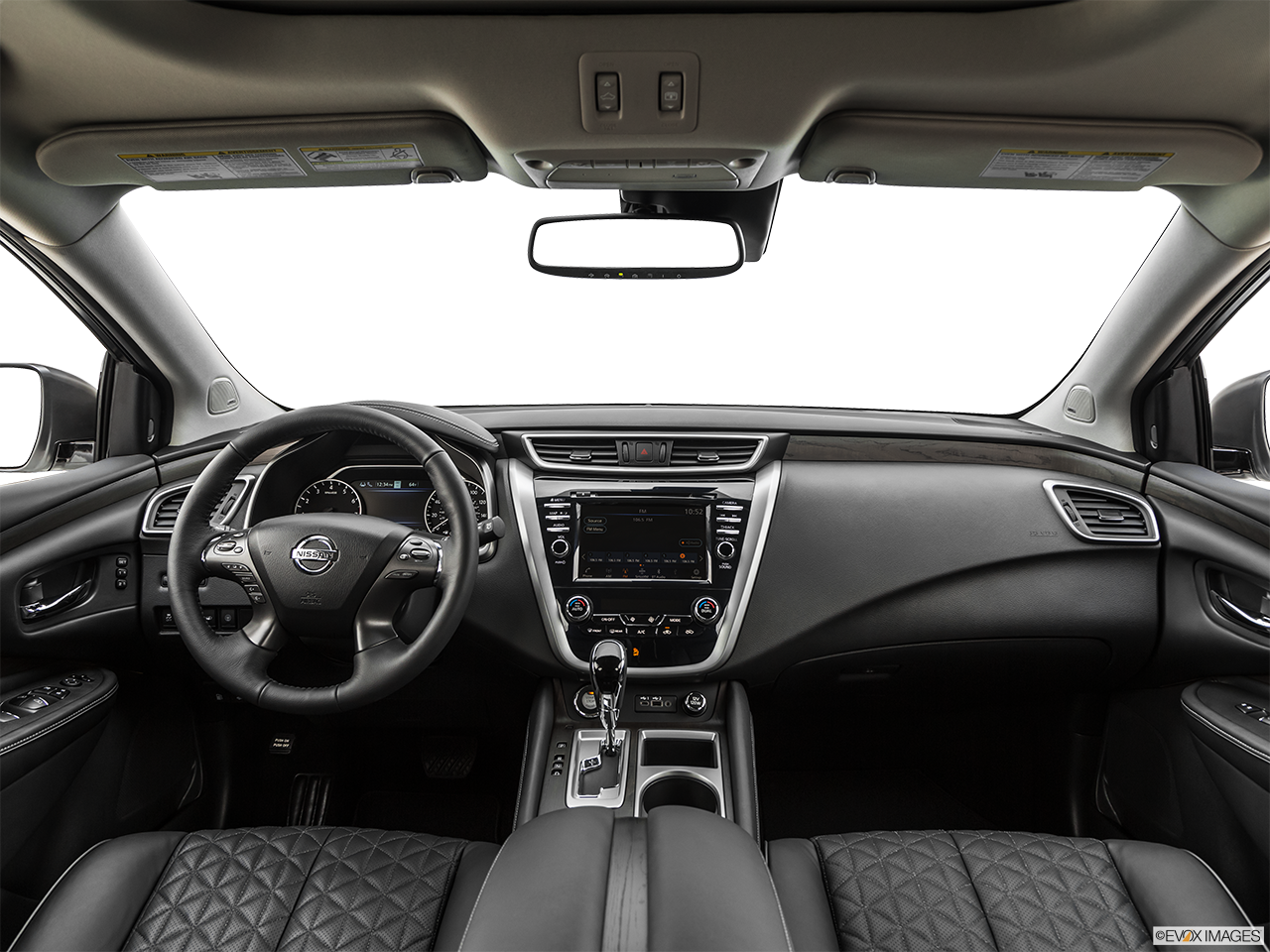 Nissan Murano Special Front Seats
