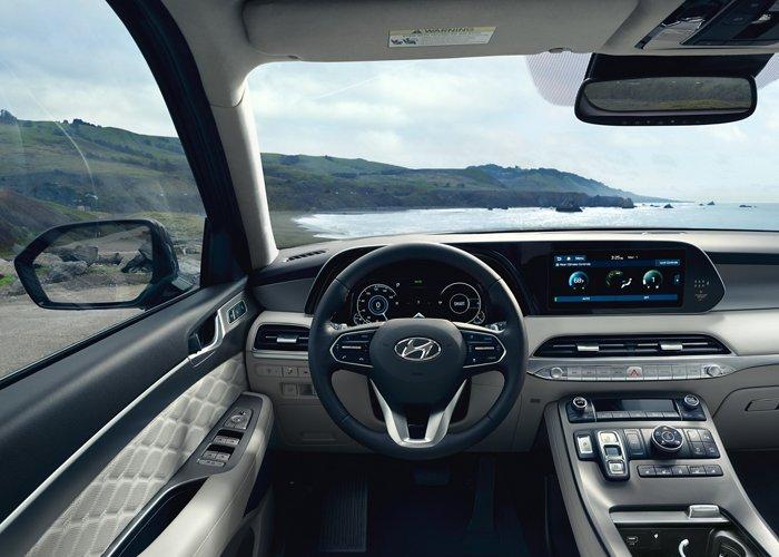 2021 Hyundai Palisade Steering Column