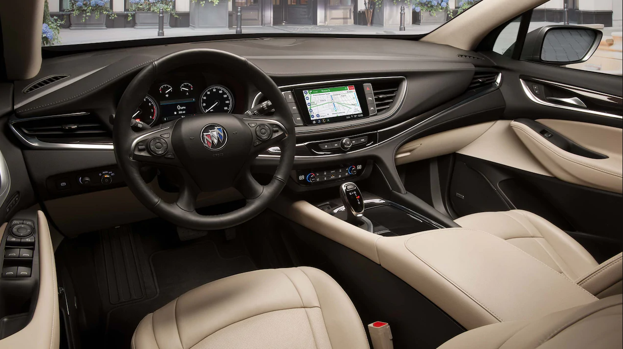2021 Buick Encore Steering Column