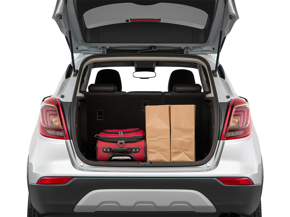 2021 Encore Trunk space
