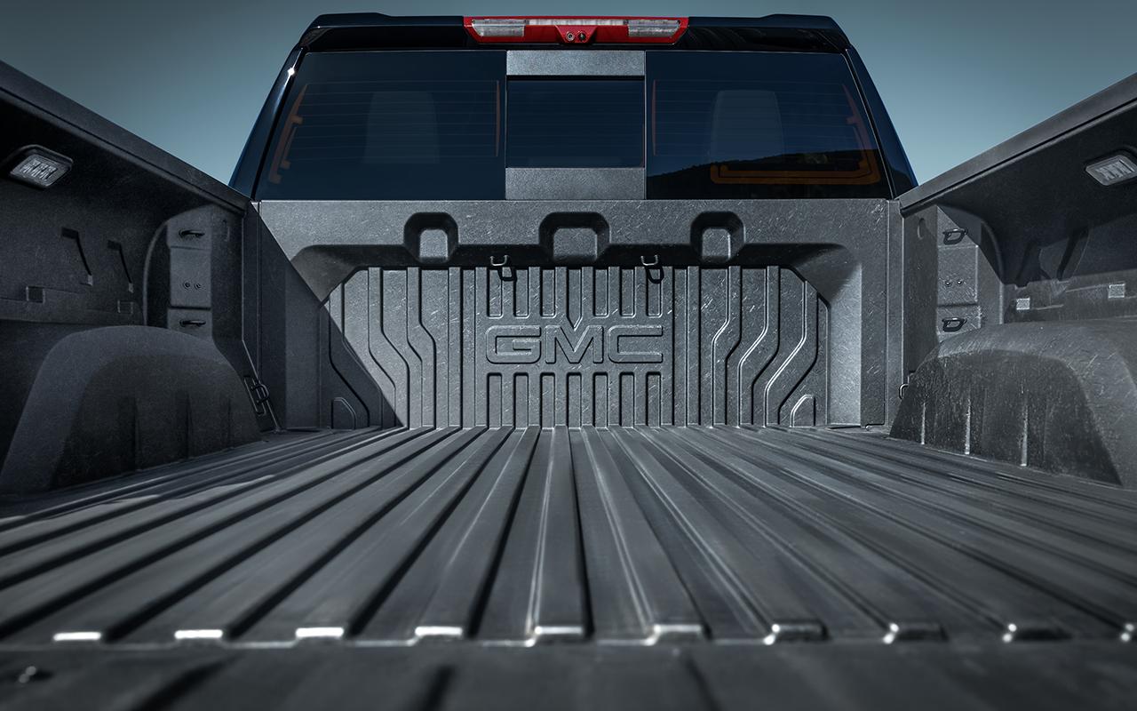 Cargo Space
