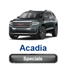 Acadia Special Offers
