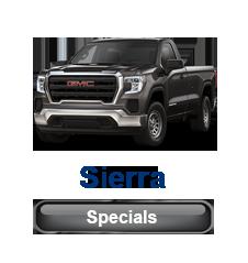 Sierra 1500 Special Offers