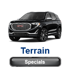 Terrain Special Offers