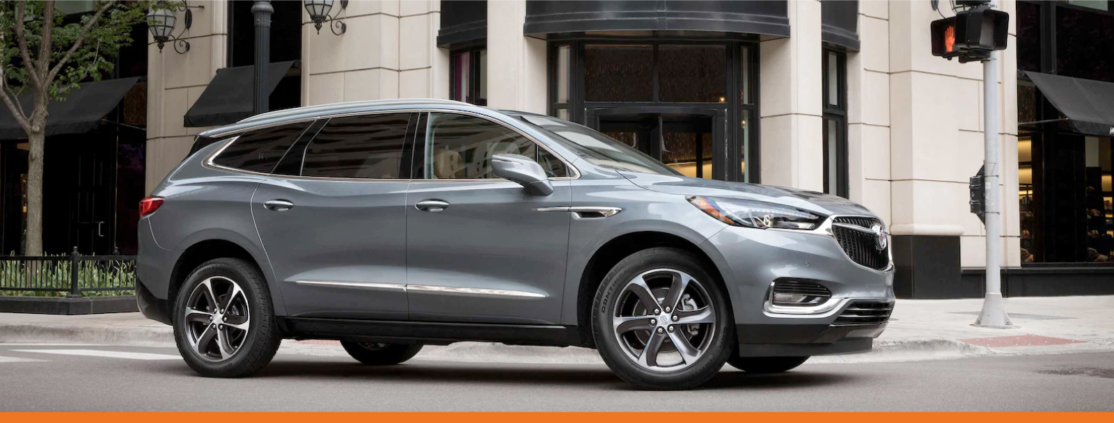 New 2021 Buick Enclave