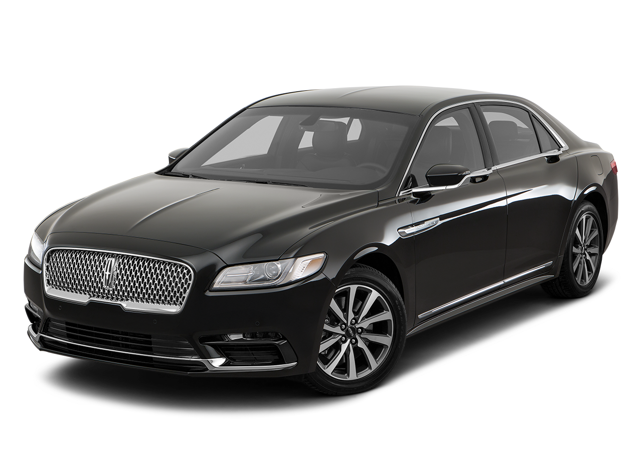 Used Lincoln Continental Information
