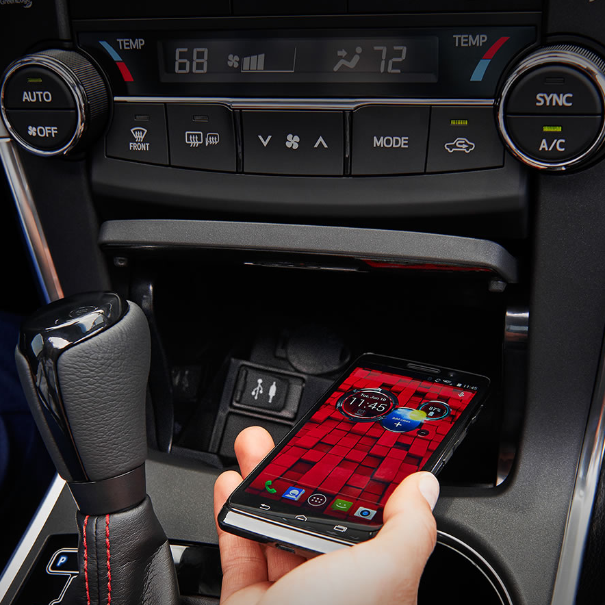 Toyota Camry Technology Features