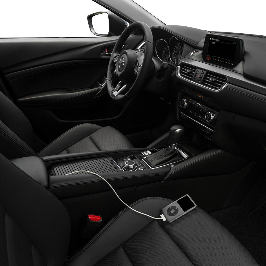 Mazda6 Technology features