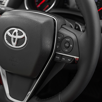 2019 Toyota Camry in Birmingham, AL Available Safety Features