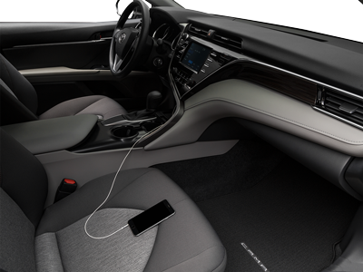 2020 Toyota Camry in Birmingham, AL Available Technology Features