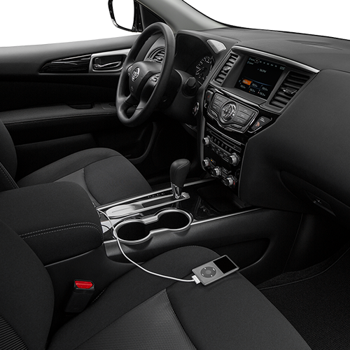 2019 Nissan Pathfinder Technology Connectivity Features