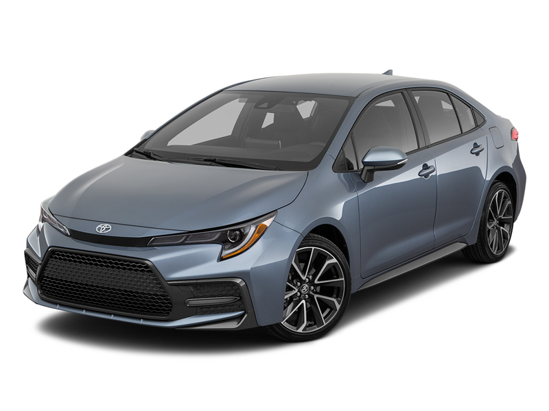 Click to Shop 2020 Toyota Corollas