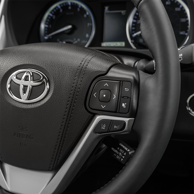 2019 Toyota Highlander Steering Wheel