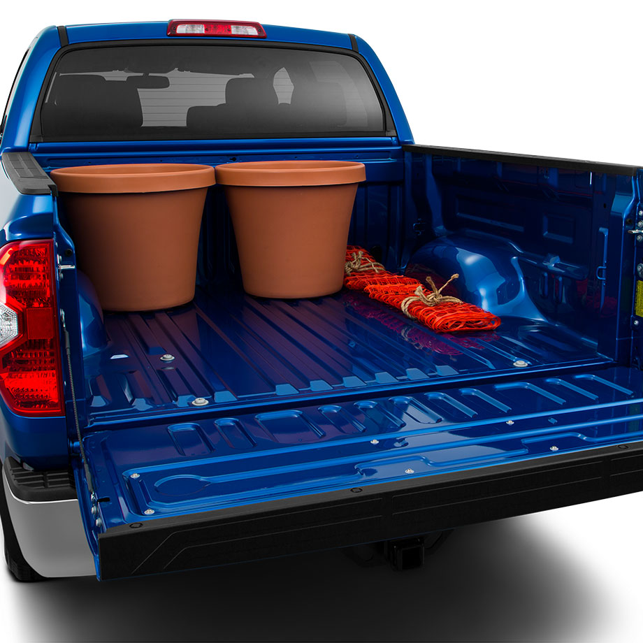 Toyota Tundra Bed Space