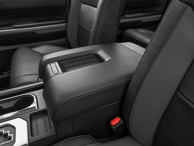 2020 Toyota Tundra Center Console