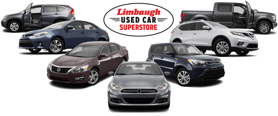 Limbaugh Toyota Used Cars