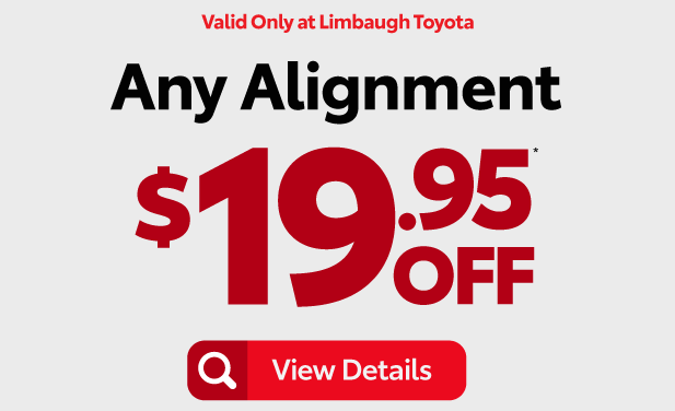 Any Alignment $19.95 Off - View Details