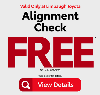 Free Alignment Check - View Details
