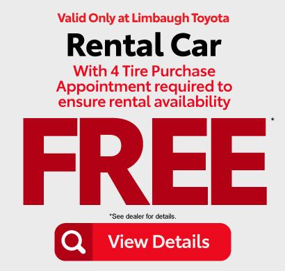 Rental Car Special - View Details