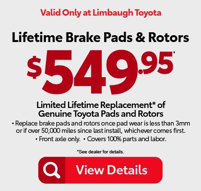 Brake Special - View Details