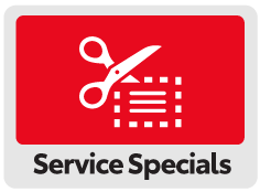Service Specials at Limbaugh Toyota