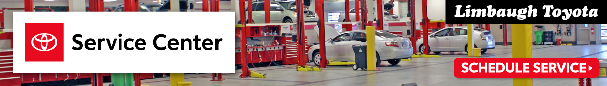 Limbaugh Toyota Service Center - Schedule Service