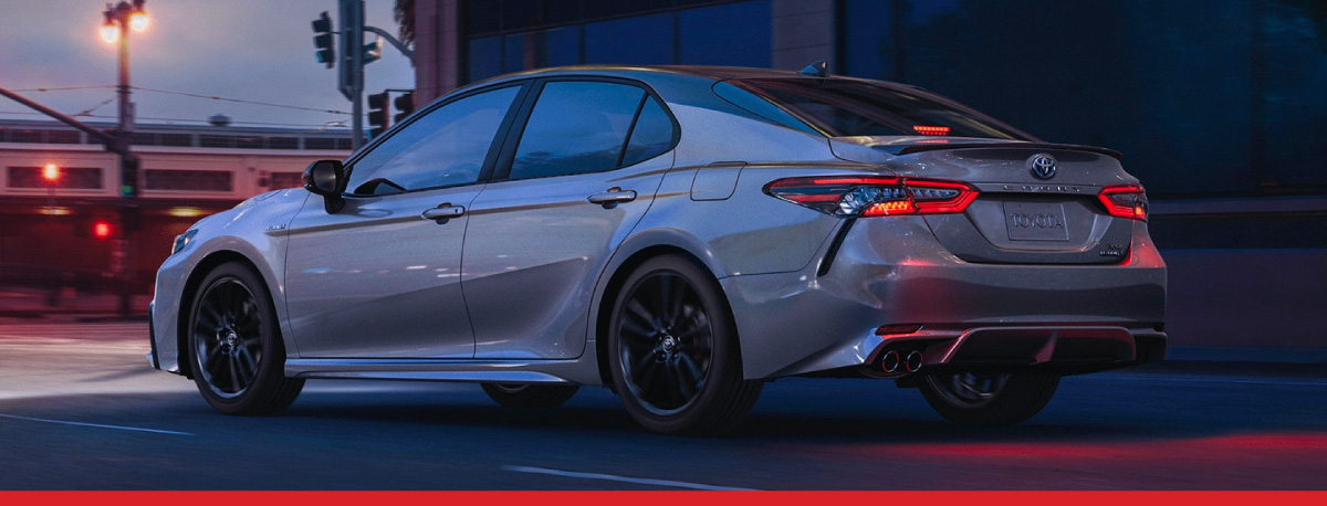 New 2021 Camry