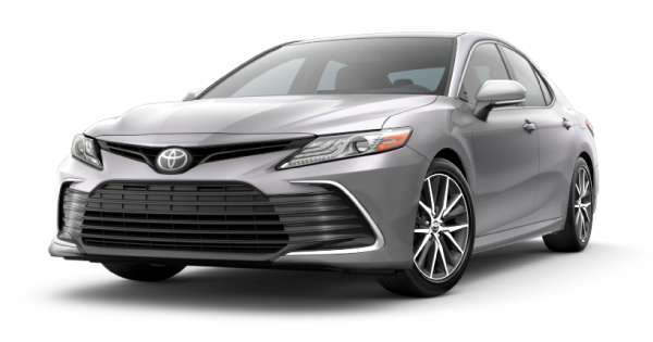 New 2021 Toyota Camry at Limbaugh Toyota