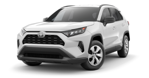 New 2021 Toyota RAV4 at Limbaugh Toyota
