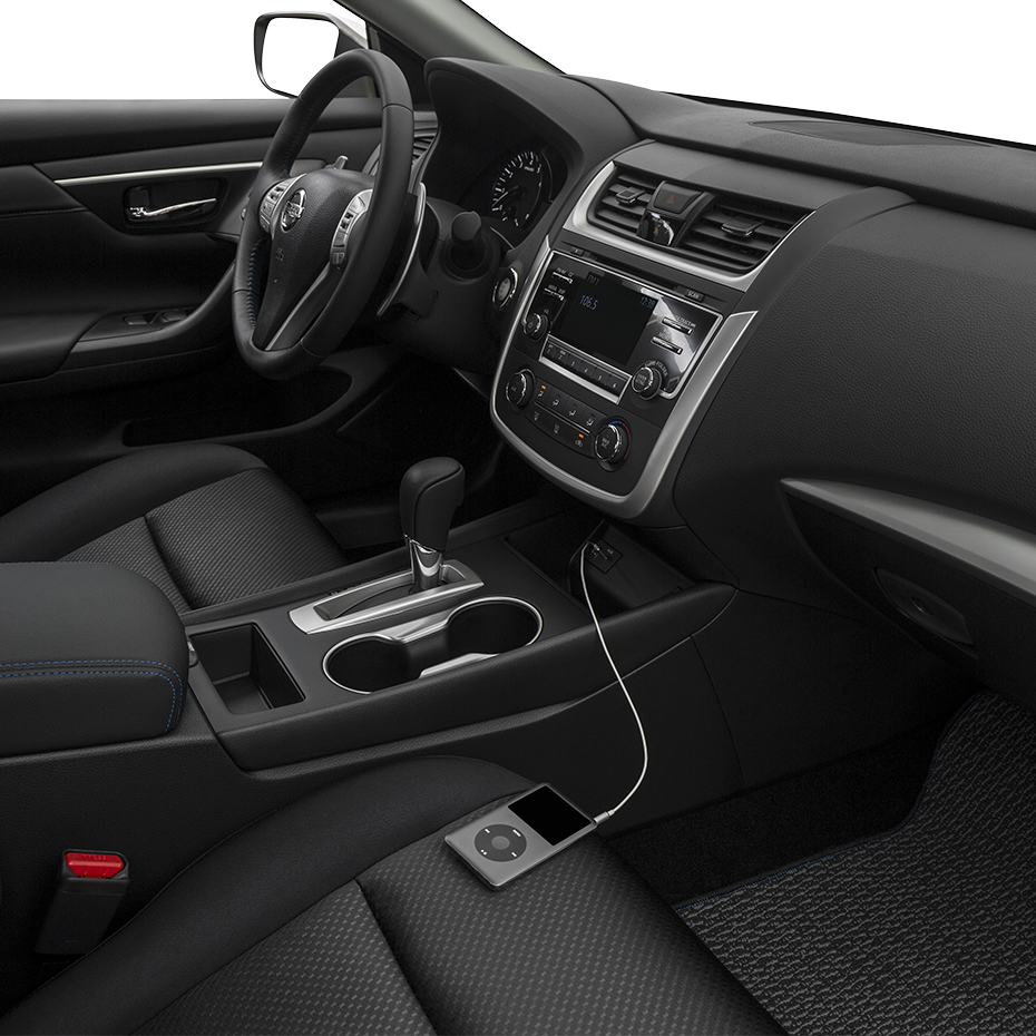 2017 Nissan Altima Technology Features