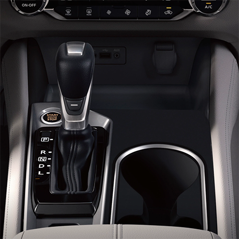 2019 Nissan Altima Gear Shift