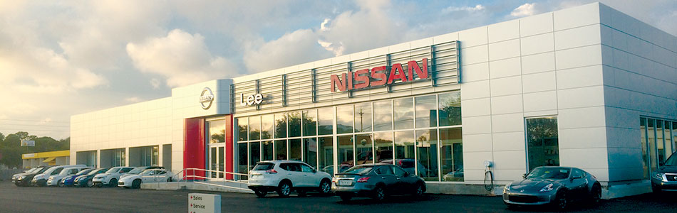 Nissan Dealer Near Panama City, FL