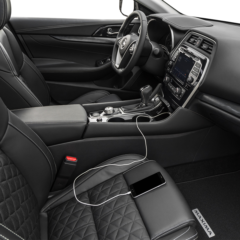 2019 Nissan Maxima Technology Connectivity Features