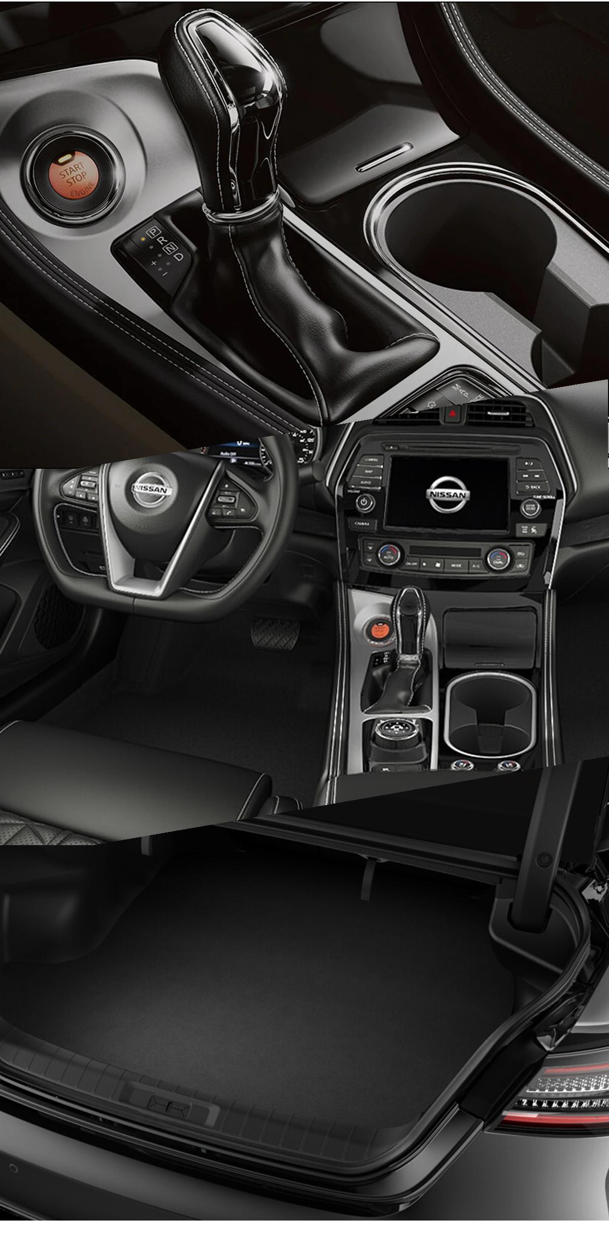 20201 Maxima Interior