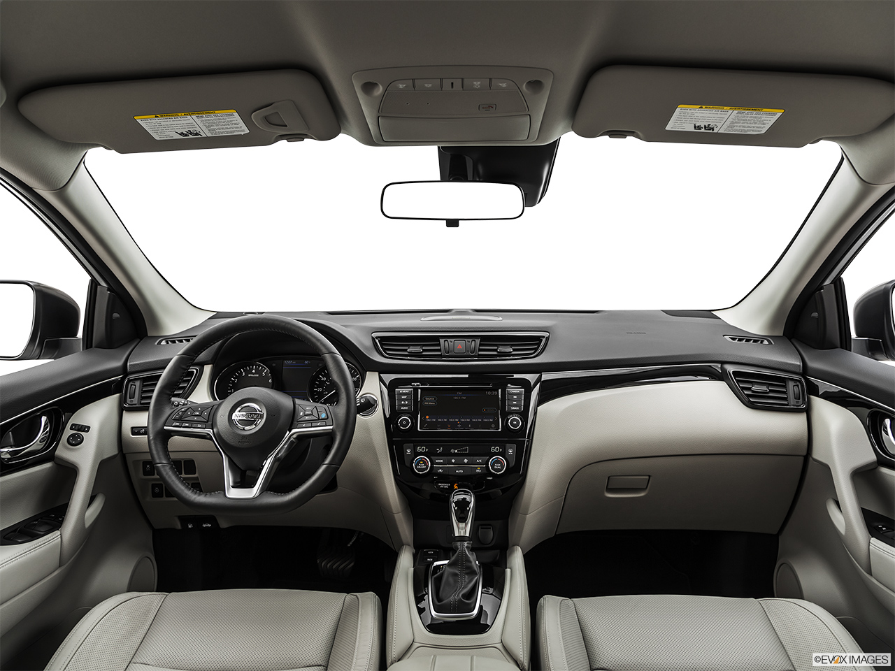 2019 Nissan Rogue Sport Front Interior