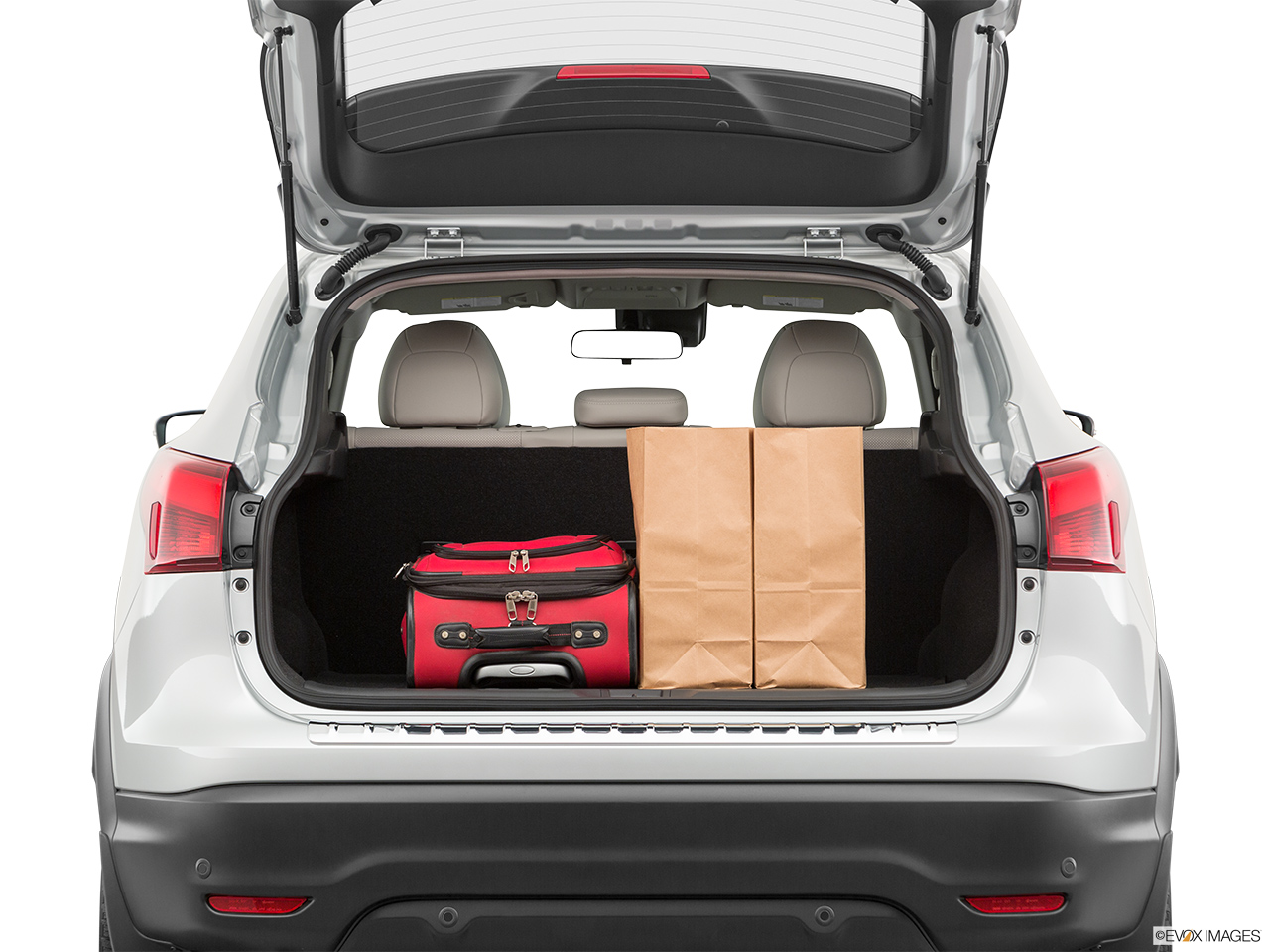 2019 Nissan Rogue Sport Cargo Space