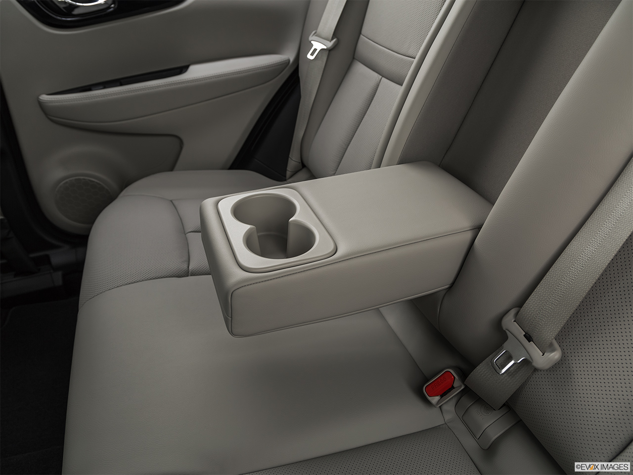 2019 Nissan Rogue Sport Rear Interior