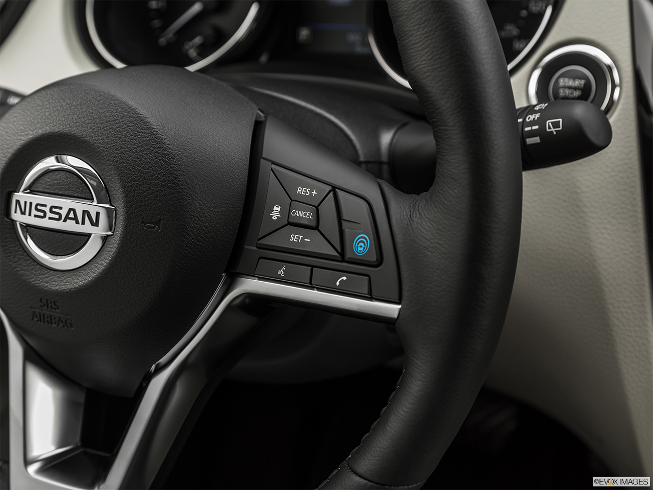 2019 Nissan Rogue Sport Steering Wheel