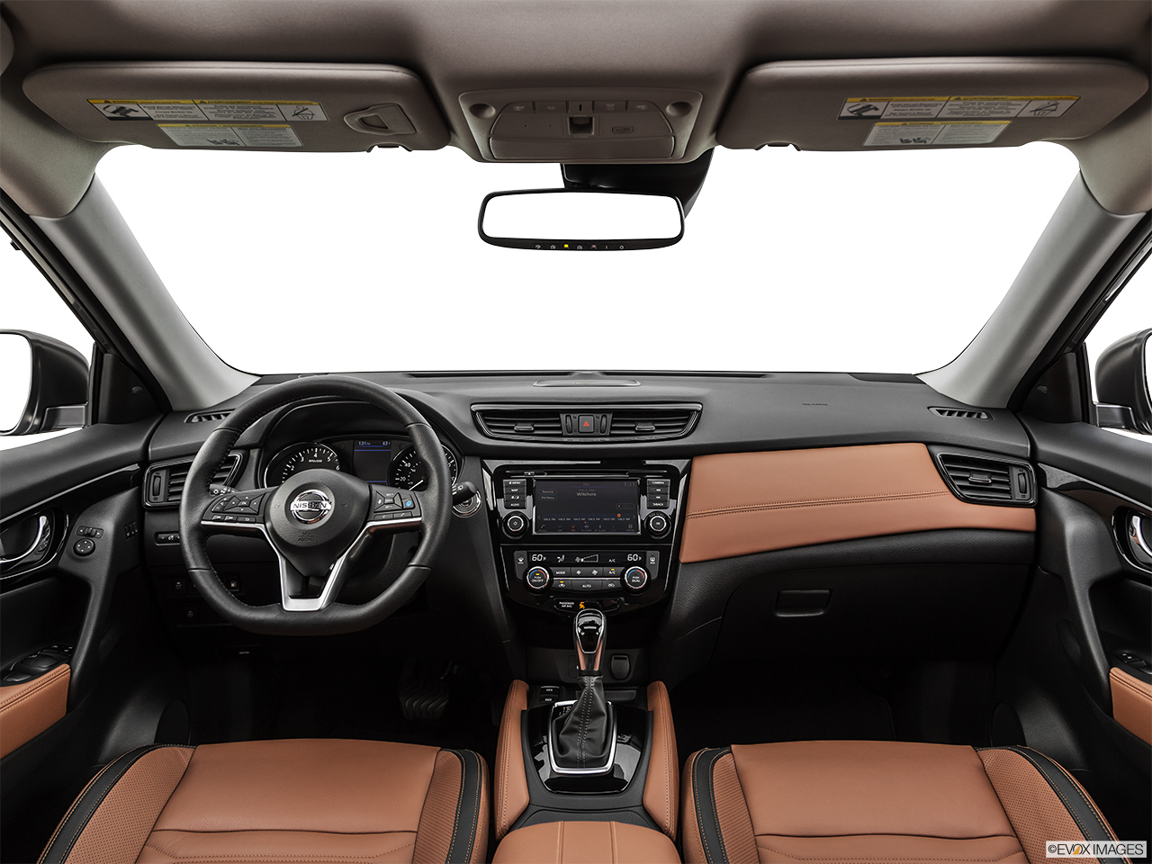 2019 Nissan Rogue Front Interior